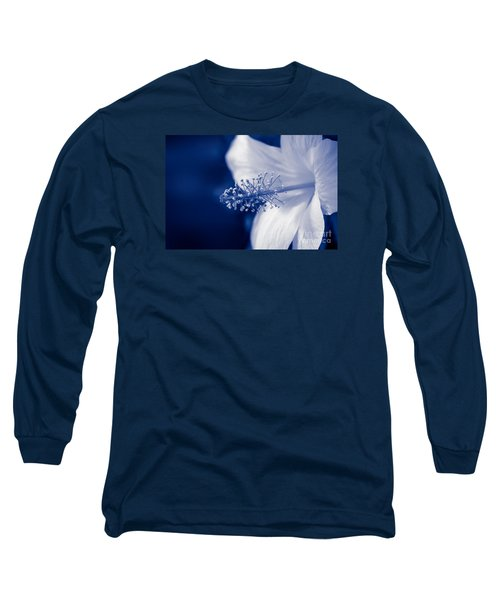 The Spring Wind Whisper Long Sleeve T-Shirt by Sharon Mau