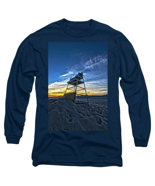 The Stand At Sunset Long Sleeve T-Shirt