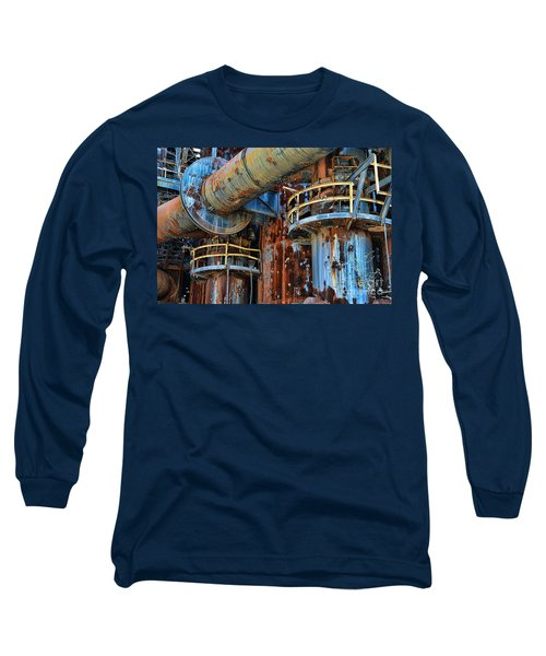 The Steel Mill Long Sleeve T-Shirt