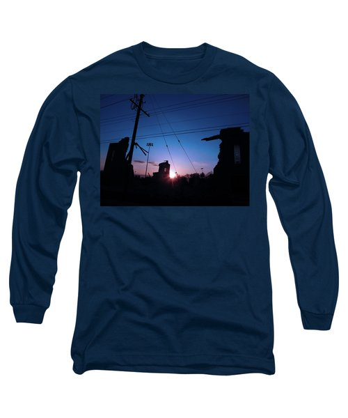 The Sun Also Rises On Ruins Long Sleeve T-Shirt