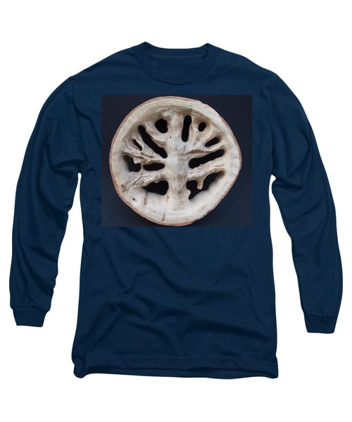 The Trunk Of Time Long Sleeve T-Shirt