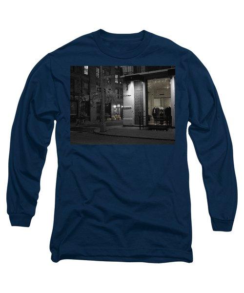 The Village Always New Long Sleeve T-Shirt by Steve Archbold