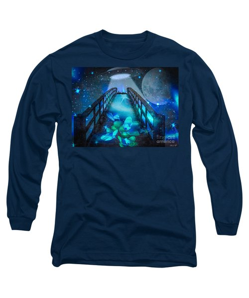 The Visit Long Sleeve T-Shirt