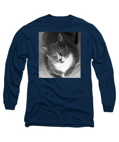 Devotion - Cat Eyes Long Sleeve T-Shirt by Jane Eleanor Nicholas
