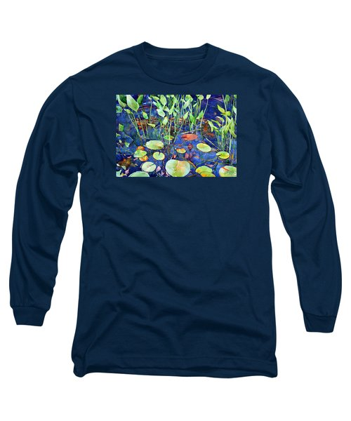 Thoughts Turn To Spring Long Sleeve T-Shirt