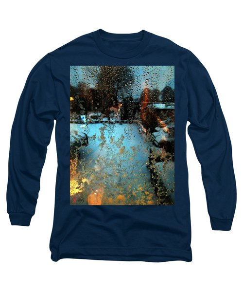 Long Sleeve T-Shirt featuring the photograph Through The Window by Colette V Hera  Guggenheim