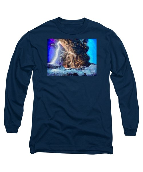 Thunder Struck Long Sleeve T-Shirt
