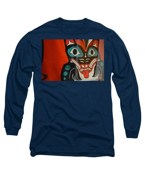 Tlinget Long Sleeve T-Shirt by Brian Boyle
