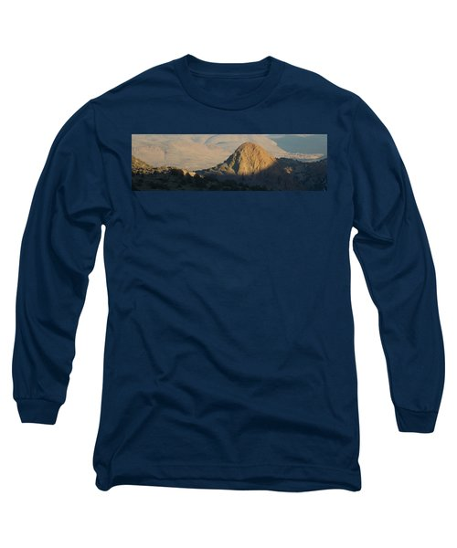 To The End Of Nevada Long Sleeve T-Shirt
