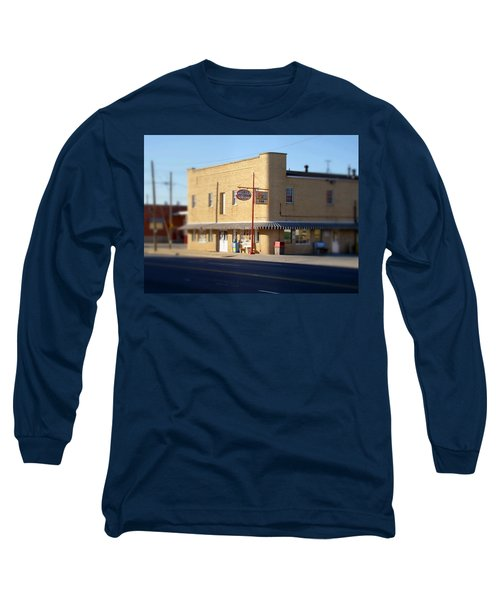 Tony's Ice Cream Long Sleeve T-Shirt