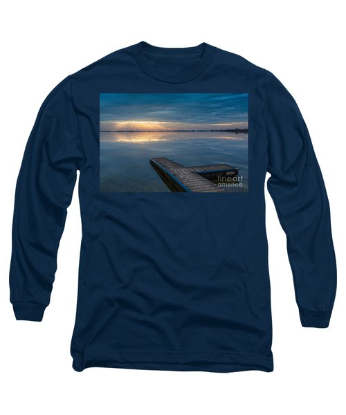 Towards The Light Long Sleeve T-Shirt