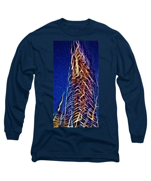 Towering Inferno Long Sleeve T-Shirt