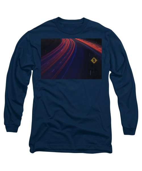 Trail Blazing Long Sleeve T-Shirt