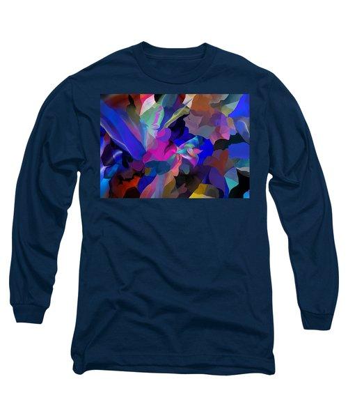 Transcendental Altered States Long Sleeve T-Shirt by David Lane