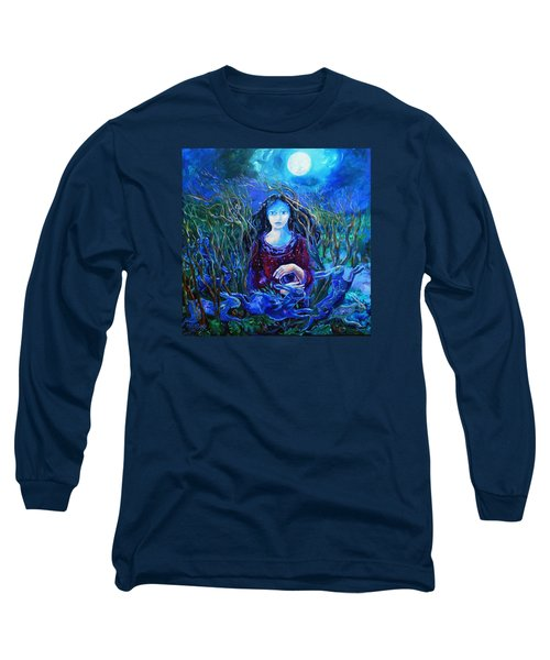 Eostra Holds The Moon Long Sleeve T-Shirt