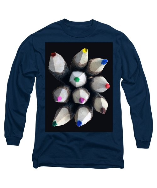 The Pointy Ends Long Sleeve T-Shirt