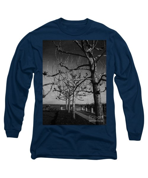 Tree In A Row  Long Sleeve T-Shirt