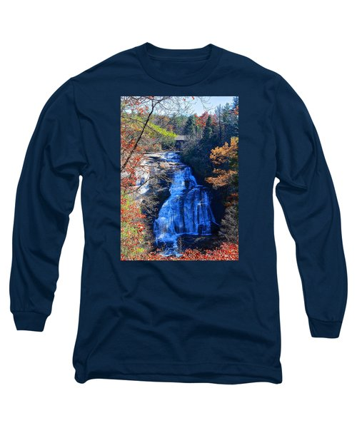 Triple Falls Long Sleeve T-Shirt