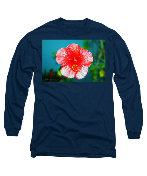 Tropical Burst Redux Long Sleeve T-Shirt
