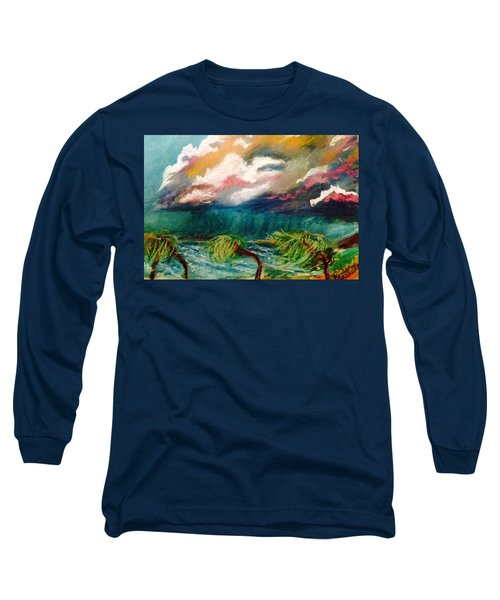 Tropical Storm Long Sleeve T-Shirt