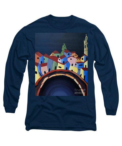 Tunnels Of Guanajuato Long Sleeve T-Shirt