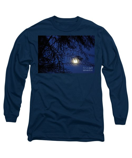 Twilight Moon Long Sleeve T-Shirt