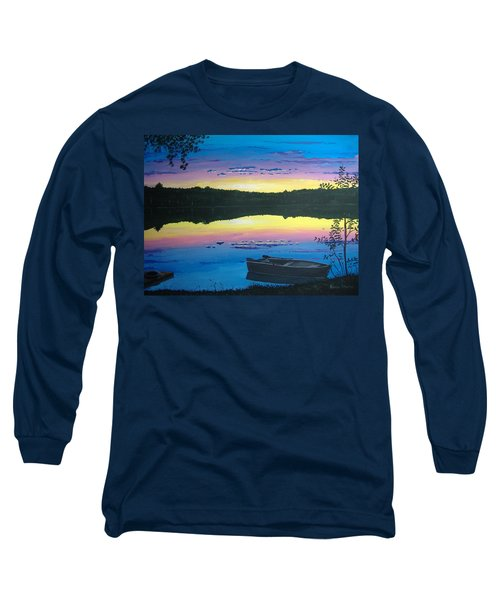 Twilight Quiet Time Long Sleeve T-Shirt