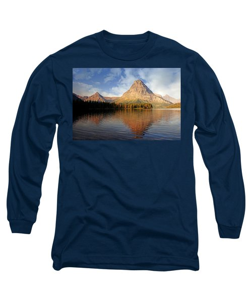 Long Sleeve T-Shirt featuring the photograph Two Medicine by Marty Koch