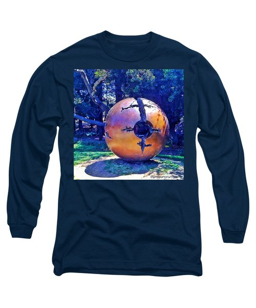 Uc Berkeley Orb For The Long Sleeve T-Shirt
