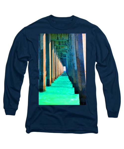 Under The Pier Too Long Sleeve T-Shirt