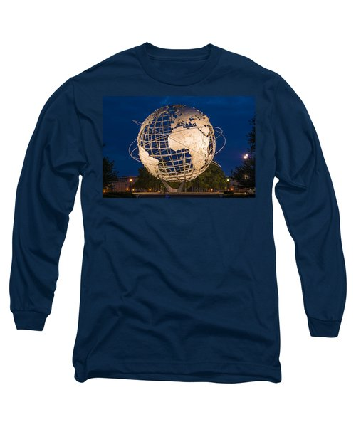 Unisphere Nights Long Sleeve T-Shirt