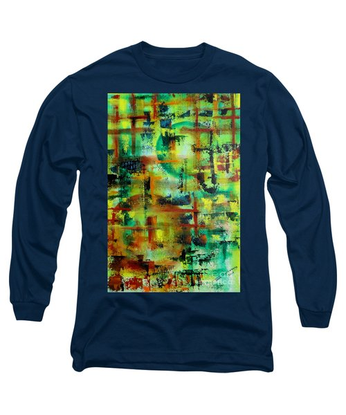 Two Sphere Long Sleeve T-Shirt
