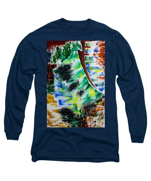 Different Mode Long Sleeve T-Shirt