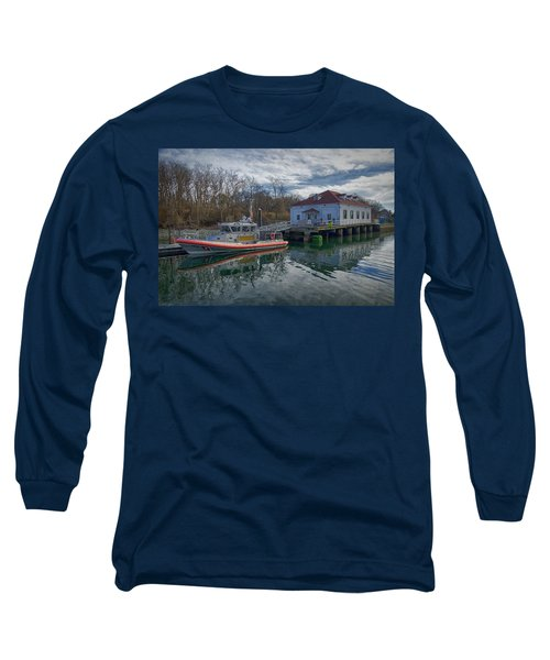 Usgs Castle Hill Station Long Sleeve T-Shirt