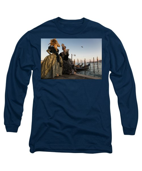Venice Carnival '15 IIi Long Sleeve T-Shirt