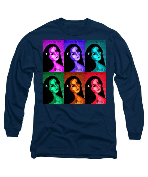 Veterana Colors Long Sleeve T-Shirt
