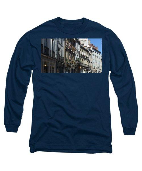 Village Shops Long Sleeve T-Shirt