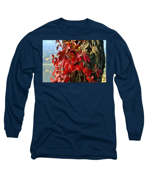 Virginia Creeper Long Sleeve T-Shirt