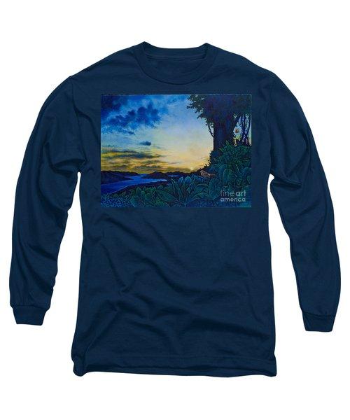 Visions Of Paradise II Long Sleeve T-Shirt