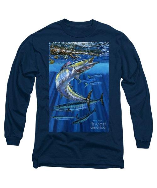 Wahoo Rip Off0047 Long Sleeve T-Shirt