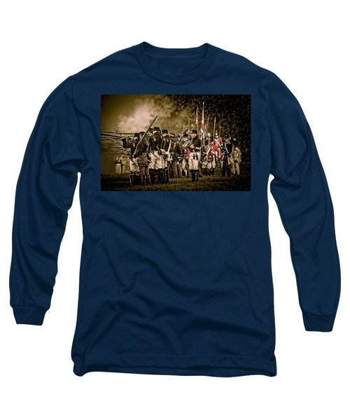 War Of 1812 Long Sleeve T-Shirt by Bianca Nadeau