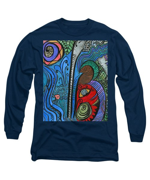 Water For Elephant Long Sleeve T-Shirt