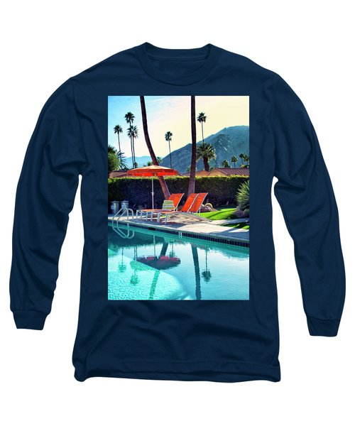 Water Waiting Palm Springs Long Sleeve T-Shirt