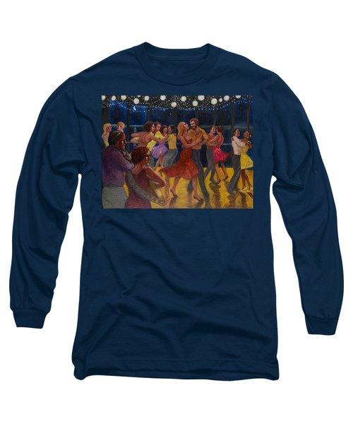 Water Waltz Long Sleeve T-Shirt