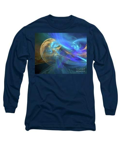 Waves Of Grace Long Sleeve T-Shirt