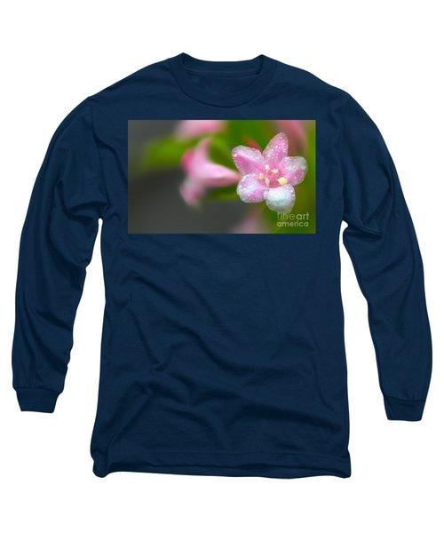 Weigela In Spring Long Sleeve T-Shirt