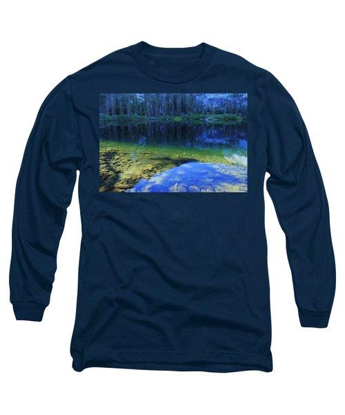 Welcome To Eagle Lake Long Sleeve T-Shirt
