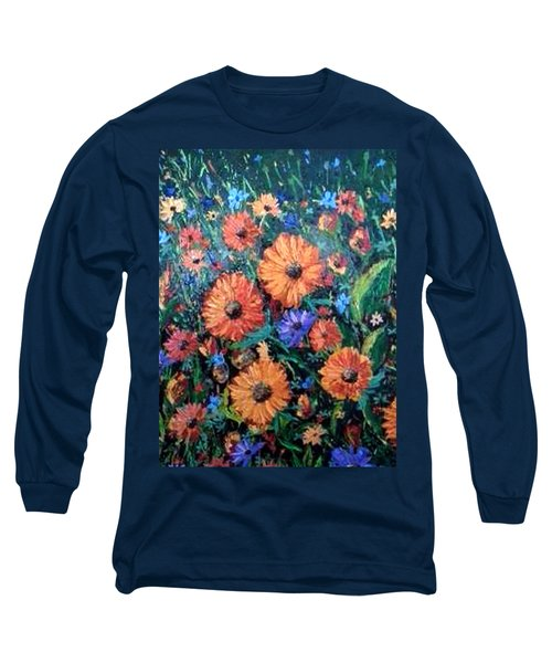 Welcoming The Dawn Long Sleeve T-Shirt