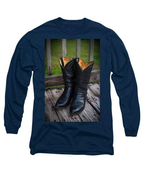 Western Wear Long Sleeve T-Shirt