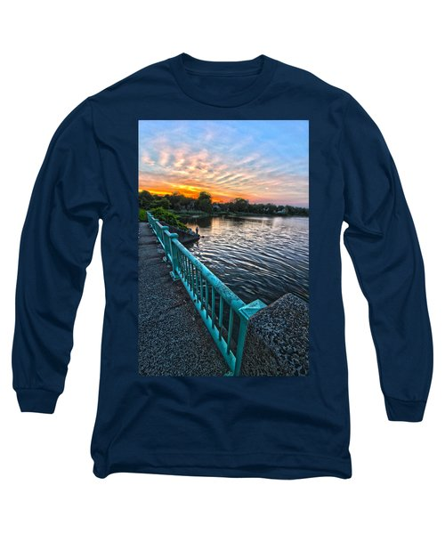 Westhampton-quogue Bridge Long Sleeve T-Shirt